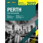 Perth Street Directory 2022 Edition 64 (Min Order Qty 1)