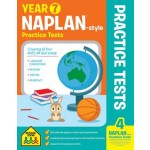 Naplan Year 7 Practice Tests (Min Order Qty 2)