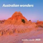 Australian Wonders 2020 Square Wall Calendar (Min Order Qty 5)