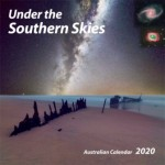 Under the Southern Skies 2020 Square Wall Calendar (Min Order Qty 5)