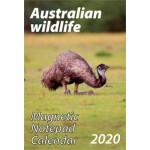 Australian Wildlife 2020 Magnetic Calendar (Min Order Qty 5)