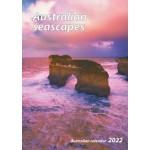 Australian Seascapes 2022 Wall Calendar Verticcal Format (Min Order Qty 5)