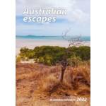 Australian Escapes 2022 Wall Calendar Vertical Format (Min Order Qty 5)
