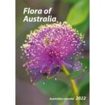 Flora of Australia 2022  Wall Calendar Vertical Format (Min Order Qty 5)