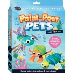Curious Craft: Make Your Own Paint-Pour Pets (Min Order Qty 2)