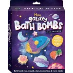 Curious Craft: Make Your Own Mini Galaxy Bath Bombs (Min Order Qty 2)
