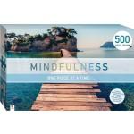 ***Coming July 2021*** Mindfulness 500pc Jigsaw Puzzle: Boardwalk (MIN ORDER QTY: 2)