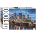 ***Coming July 2021*** Mindbogglers Jigsaws Series 16: Melbourne Cityscape, Australia (Min Order Qty 1)