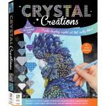 Crystal Creations: Blue Cockatoo (Min Order Qty 1)