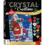 Crystal Creations Kit: Santa on the Rooftop (Min Ord Qty 2) ***Coming October 2021***
