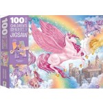 Children's Jigsaw Puzzles 100 Piece - Unicorn Kingdom