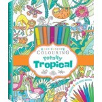 Kaleidoscope Colouring Totally Tropical Marker Kit (Min Order Qty 2)