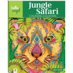 Hello Angel Colouring Collection Jungle Safari