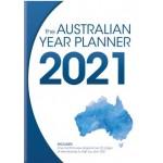Australian Year Planner 2021 (Min Order Qty 2)