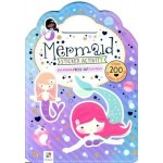 Carry Along Sticker Fun Assorted (Unicorn, Ballerina, Mermaid) Min Order Qty 12