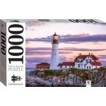 1000 Piece Jigsaw Puzzle Portland Head Light, USA  (Min Order Qty 1)