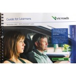 Vic Roads Guide For Learners - Replacement Log Book (Min Order Qty 2)