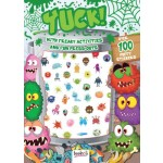 Yuck! Activity and Puffy Sticker Book (Min Order Qty 2)
