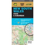 UBD/Gregory's NSW State & Suburban 270 Map #26 (Min Order Qty 2)