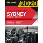 UBD Sydney & Blue Mountains Street Directory #56 2020 (Min Order Qty 2) - Available  August 2019