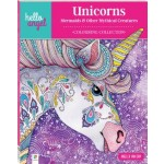 Hello Angel Colouring Book Unicorns (Min Order Qty 3)