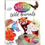 Creative Sticker Mosaics: Wild Animals (Min Ord Qty 2)