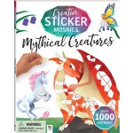 Creative Sticker Mosaics: Mythical Creatures (Min Ord Qty 2)