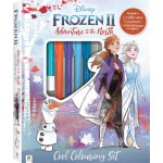 Frozen 2 Kaleidoscope Colouring Kit (Min Order Qty 2)