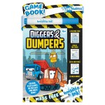 Inkredibles Invisible Ink: Diggers and Dumpers