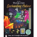 Picture Etch: Enchanting Nature & Magical Creatures (Min Order Qty 2)