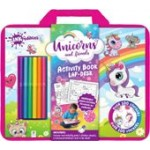 Inkredibles: Unicorns and Friends Activity Book Lap-desk (Min Order Qty 1)