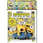 Minions The Rise of Gru 5 Pencil Set (Min Order Qty 2)
