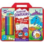 Inkredibles: Roarsome Dinosaurs Activity Book Lap-desk (Min Order Qty 1)