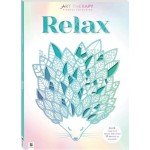Art Therapy Mindful Colouring: Relax (Min Order Qy 3)