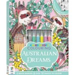 Kaleidoscope Colouring Kit: Australian Dreams (Min Order Qty 2)