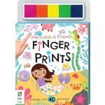 Mermaids & friends Finger Prints Kit (Min Order Qty: 2)