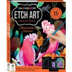 Kaleidoscope Etch Art Creations: Australian Nature (Min Ord Qty 2) ***Coming August 2021***