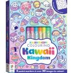 Kaleidoscope Colouring Kit: Kawaii Kingdom  (Min Ord Qty 2) ***Coming August 2021***