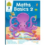 School Zone I Know It Deluxe Workbook 2 Maths Basic 2 (Min Order Qty 2)