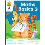 School Zone I Know It Deluxe Workbook 3 Maths Basic 3 (Min Order Qty 2)
