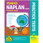 Naplan Year 3 Practice Tests (Min Order Qty 2)