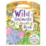 Colouring Books Shaped Assorted (Min Order Qty 8)