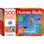 Hinkler Human Body 500-piece Jigsaw Puzzle (Min Order Qty 2)
