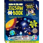 Glow in the Dark Jigsaw and Book Exploring Space (Min Order Qty 2)