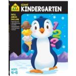 School Zone Giant Workbook Kindergarten (Min Order Qty 2)