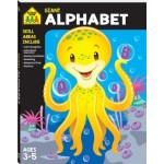 School Zone Giant Workbook Alphabet Ages 3-5 (Min order Qty 2)