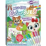 Inkredibles Colour Burst: Puppies and Kittens (Min Order Qty 2)