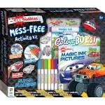 Inkredibles Activity Kit: Super Racers