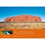 Panoramic Gift book: Australia by Steve Parish (Min Order Qty 1)
