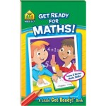 School Zone Get Ready For Maths (Min Order Qty 2)